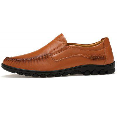 Mens Outdoor Leisure Hiking Wear Resistant Breathable Comfort Large Size ShoesMen's Oxford<br>Mens Outdoor Leisure Hiking Wear Resistant Breathable Comfort Large Size Shoes<br><br>Available Size: 38-47<br>Closure Type: Lace-Up<br>Embellishment: None<br>Gender: For Men<br>Outsole Material: Rubber<br>Package Contents: 1 x Shoes (pair)<br>Pattern Type: Striped<br>Season: Spring/Fall<br>Toe Shape: Round Toe<br>Toe Style: Closed Toe<br>Upper Material: Full Grain Leather<br>Weight: 1.2000kg