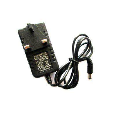 12V1A Power Adapter DC5.5*2.1mm Stabilized Voltage Power Supply British