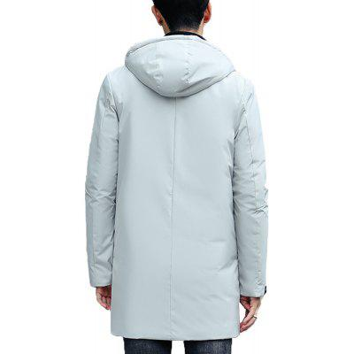 Fashion Leisure and Warm ClothesMens Jackets &amp; Coats<br>Fashion Leisure and Warm Clothes<br><br>Clothes Type: Padded<br>Materials: Polyester<br>Package Content: 1 X Coat<br>Package size (L x W x H): 1.00 x 1.00 x 1.00 cm / 0.39 x 0.39 x 0.39 inches<br>Package weight: 0.5000 kg<br>Size1: M,L,XL,2XL,3XL