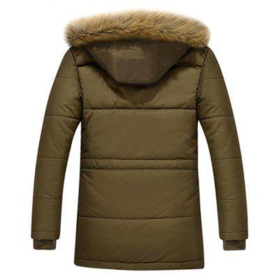 2017 Mens Fashion Leisure and Warm ClothesMens Jackets &amp; Coats<br>2017 Mens Fashion Leisure and Warm Clothes<br><br>Clothes Type: Padded<br>Materials: Polyester<br>Package Content: 1 X Coat<br>Package size (L x W x H): 1.00 x 1.00 x 1.00 cm / 0.39 x 0.39 x 0.39 inches<br>Package weight: 0.5000 kg<br>Size1: M,L,XL,4XL,2XL,3XL