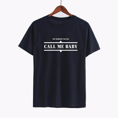 MenS Summer Fashion T-ShirtsMens T-shirts<br>MenS Summer Fashion T-Shirts<br><br>Collar: Round Neck<br>Fabric Type: Broadcloth<br>Material: Cotton<br>Package Contents: 1xT-shirts<br>Pattern Type: Letter<br>Sleeve Length: Short<br>Style: Fashion<br>Weight: 0.1700kg