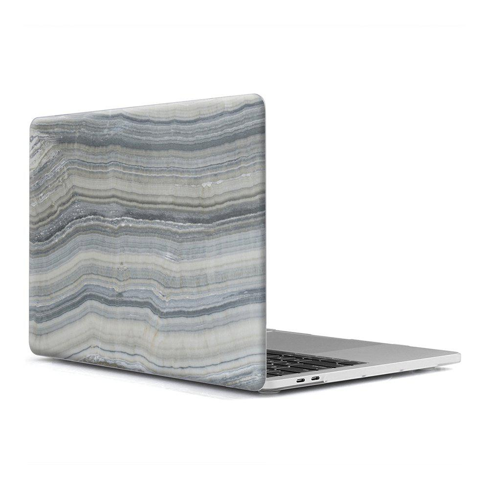 Computador Shell Laptop Case Keyboard Film para MacBook Pro 15,4 polegadas 3D Marble Series5