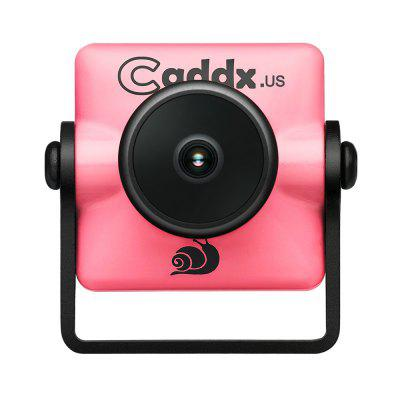 Caddx Micro Turbo S1 2.1 / 2.3MM 600TVL 4:3 1/3 CCD NTSC / PAL IR Block Low Latency FPV Camera for Racing DronesCamera<br>Caddx Micro Turbo S1 2.1 / 2.3MM 600TVL 4:3 1/3 CCD NTSC / PAL IR Block Low Latency FPV Camera for Racing Drones<br><br>FPV Equipments: Camera<br>Functions: 3D<br>Package Contents: 1 x Camera,1 x Aluminum bracket,1 x FPV silicone cable (4-pin port one side, 3-pin port the other side), 1 x Internal hexagonal wrench ,,1 x Warranty card<br>Package size (L x W x H): 4.00 x 3.00 x 3.00 cm / 1.57 x 1.18 x 1.18 inches<br>Package weight: 0.0800 kg<br>Sensor: CCD<br>TV System: NTSC, PAL, NTSC, PAL, NTSC, PAL