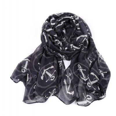 M1694 Naval Wind Vessel Anchor Bali Yarn ScarfScarves<br>M1694 Naval Wind Vessel Anchor Bali Yarn Scarf<br><br>Elasticity: Micro-elastic<br>Gender: For Women<br>Group: Adult<br>Material: Polyester<br>Package Contents: 1 x scarf<br>Package size (L x W x H): 1.00 x 1.00 x 1.00 cm / 0.39 x 0.39 x 0.39 inches<br>Package weight: 0.0850 kg<br>Product weight: 0.0850 kg<br>Scarf Type: Scarf<br>Season: Winter, Fall, Spring<br>Style: Fashion