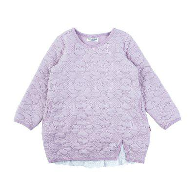 2017 Fashion Girls T-Shirt Clothes Solid Color Children Tee Shirt Long Sleeve Autumn Kids Sweatshirt Girls Clothing Tops