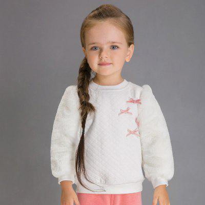 Winter Kids Cotton Warm Tees Girls Kids Clothes Thick Costumes Children Clothing Baby Sweatshirt Girl T-Shirt TopsGirls tops &amp; T-shirts<br>Winter Kids Cotton Warm Tees Girls Kids Clothes Thick Costumes Children Clothing Baby Sweatshirt Girl T-Shirt Tops<br><br>Collar: Round Neck<br>Gender: Girls<br>Material: Cotton, Acetate<br>Package Contents: 1 x T-shirt<br>Pattern Type: Bowknot<br>Season: Fall, Winter<br>Shirt Length: Regular<br>Sleeve Length: Full<br>Style: Sweet<br>Weight: 0.2976kg