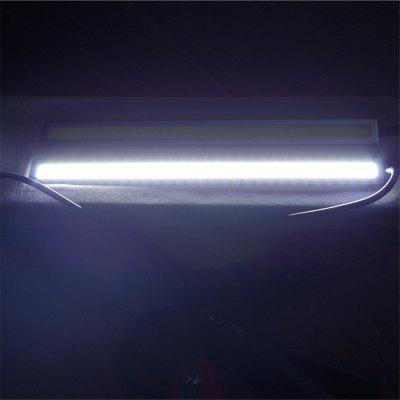 2 x 17CM 6W White COB LED Daytime Day Running Lights Car LED DRL Day Light High Quality Car-StylingCar Headlights<br>2 x 17CM 6W White COB LED Daytime Day Running Lights Car LED DRL Day Light High Quality Car-Styling<br><br>Adaptable automobile mode: Universal<br>Apply lamp position: External Lights<br>Apply To Car Brand: universal<br>Chip type: COB<br>Color temperatures: 6000-6500K<br>Connector: No<br>Emitting color: White<br>Lumens: 900LM<br>Model: DRL-COB<br>Package Contents: 2 x Led Lights<br>Package size (L x W x H): 20.00 x 5.00 x 3.00 cm / 7.87 x 1.97 x 1.18 inches<br>Package weight: 0.1100 kg<br>Power: 9W<br>Product size (L x W x H): 17.00 x 1.70 x 0.50 cm / 6.69 x 0.67 x 0.2 inches<br>Product weight: 0.0833 kg<br>Type: Daytime Running Lamp<br>Type of lamp-house: COB<br>Voltage: 12V/DC