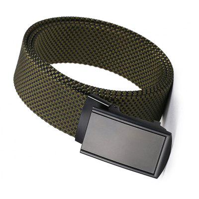 Fashion Quick Dry Adjustable Casual Nylon Snowflake Point Waist Belt Alloy BuckleMens Belts<br>Fashion Quick Dry Adjustable Casual Nylon Snowflake Point Waist Belt Alloy Buckle<br><br>Belt Length: 120CM<br>Belt Material: Canvas,Metal,Knitted<br>Belt Silhouette: Wide Belt<br>Belt Width: 3.8CM<br>Buckle Length: 6.7CM<br>Buckle Width: 4.2CM<br>Gender: For Men<br>Group: Adult<br>Package Contents: 1 X Belt<br>Package size (L x W x H): 17.00 x 4.00 x 5.00 cm / 6.69 x 1.57 x 1.97 inches<br>Package weight: 0.1700 kg<br>Pattern Type: Polka Dot<br>Product size (L x W x H): 120.00 x 3.80 x 0.50 cm / 47.24 x 1.5 x 0.2 inches<br>Product weight: 0.1650 kg<br>Style: Fashion