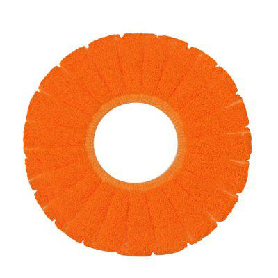 Buy O-Shape Toilet Seats Warm Thick Knitted Pumpkin Pattern Toilet Seat Cushion Diameter ORANGE for $2.76 in GearBest store