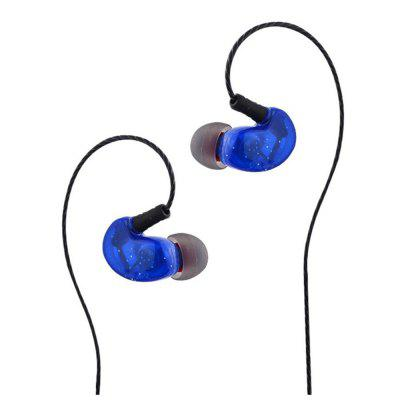 In-Ear Wired Headphones Stereo Earphones with Microphone Earbuds for 3.5MM InterfaceEarbud Headphones<br>In-Ear Wired Headphones Stereo Earphones with Microphone Earbuds for 3.5MM Interface<br><br>Compatible with: Mobile phone, iPhone, MP3<br>Connectivity: Wired<br>Function: Voice control, Sweatproof, Answering Phone, MP3 player<br>Material: ABS<br>Package Contents: 1 x  Headset<br>Package size (L x W x H): 7.00 x 5.00 x 4.00 cm / 2.76 x 1.97 x 1.57 inches<br>Package weight: 0.0230 kg<br>Product weight: 0.0200 kg<br>Type: In-Ear