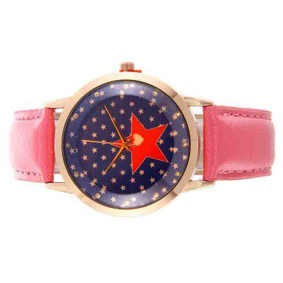 Five Star Fashion Women Watch