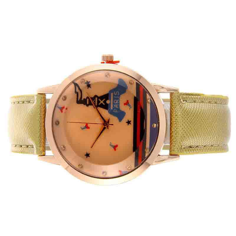 Paris Tower Lady Fashion Watches
