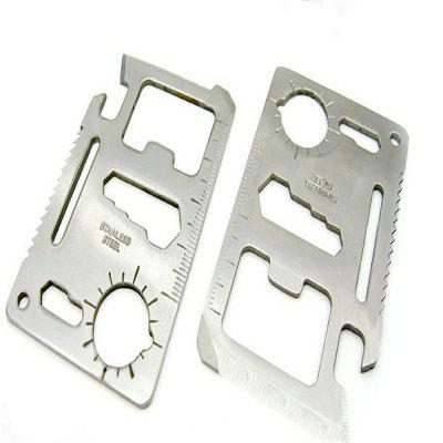 Multi-Function Tool Card Opener