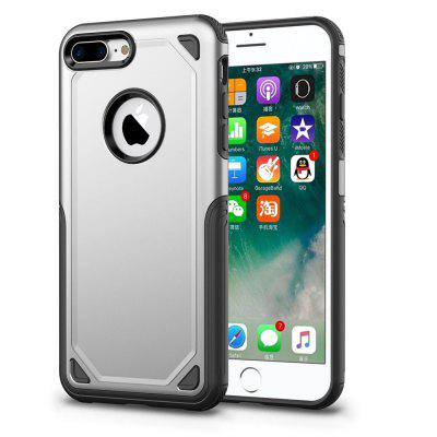 Impact Hybrid Armor for iPhone 7 Plus / 8 Plus Hard Protect Cover StrongiPhone Cases/Covers<br>Impact Hybrid Armor for iPhone 7 Plus / 8 Plus Hard Protect Cover Strong<br><br>Compatible for Apple: iPhone 7 Plus, iPhone 8 Plus<br>Features: Anti-knock<br>Material: TPU, PC<br>Package Contents: 1 x Phone Case<br>Package size (L x W x H): 17.00 x 8.00 x 1.00 cm / 6.69 x 3.15 x 0.39 inches<br>Package weight: 0.0450 kg<br>Style: Cool