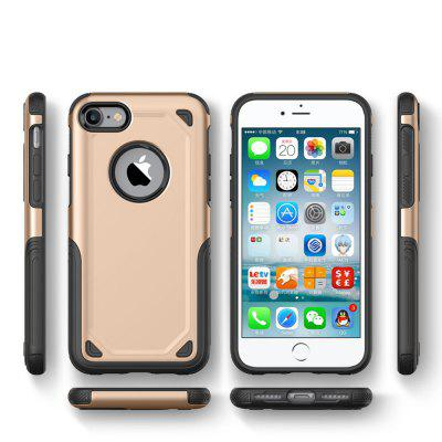 Impact Hybrid Armor for iPhone 7 / 8 Hard Protect Cover StrongiPhone Cases/Covers<br>Impact Hybrid Armor for iPhone 7 / 8 Hard Protect Cover Strong<br><br>Compatible for Apple: iPhone 7, iPhone 8<br>Features: Anti-knock<br>Material: TPU, PC<br>Package Contents: 1 x Phone Case<br>Package size (L x W x H): 15.00 x 7.00 x 1.00 cm / 5.91 x 2.76 x 0.39 inches<br>Package weight: 0.0360 kg<br>Style: Cool