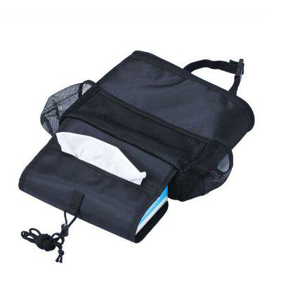 The Vehicle Seat Pocket Bag Thermos Bag Ice Bag Car Multifunctional Storage Bag