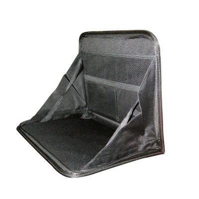 Car Seat Back Computer Bag Car Notebook Computer Table Oxford Cloth 780G Car Bag Table Drink Rack