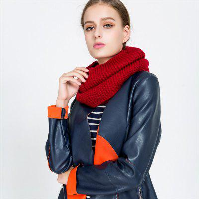 M1701 New Needle Knitted ScarfScarves<br>M1701 New Needle Knitted Scarf<br><br>Elasticity: Micro-elastic<br>Gender: For Women<br>Group: Adult<br>Material: Acrylic<br>Package Contents: 1 x scarf<br>Package size (L x W x H): 1.00 x 1.00 x 1.00 cm / 0.39 x 0.39 x 0.39 inches<br>Package weight: 0.1150 kg<br>Product weight: 0.1150 kg<br>Scarf Type: Ring<br>Season: Winter, Fall, Spring<br>Style: Fashion