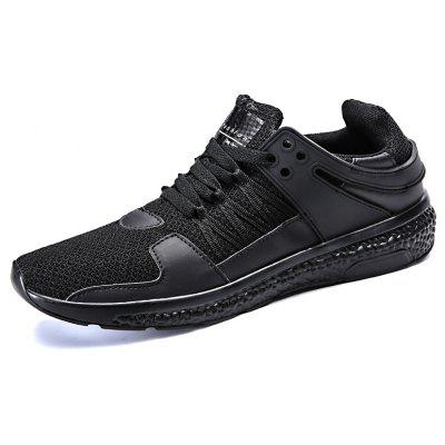 New MenS High Breathable Outdoor Sports Running ShoesMen's Sneakers<br>New MenS High Breathable Outdoor Sports Running Shoes<br><br>Available Size: 39-45<br>Closure Type: Lace-Up<br>Feature: Breathable<br>Gender: For Men<br>Outsole Material: Rubber<br>Package Contents: 1xshoes(pair)<br>Package Size(L x W x H): 33.00 x 20.00 x 12.00 cm / 12.99 x 7.87 x 4.72 inches<br>Package weight: 0.7000 kg<br>Pattern Type: Solid<br>Season: Spring/Fall<br>Upper Material: Microfiber