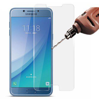 Hat Prince 0.26mm Tempered Glass for Samsung Galaxy C7 Pro 2017