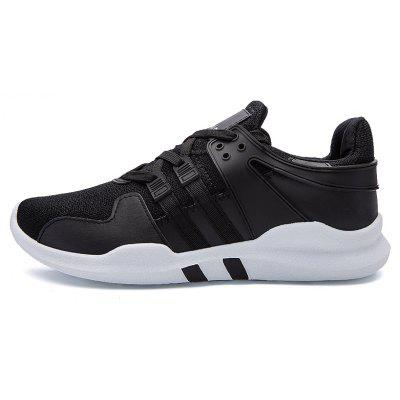 Korean Style MenS Breathable Sports Running ShoesAthletic Shoes<br>Korean Style MenS Breathable Sports Running Shoes<br><br>Available Size: 39-44<br>Closure Type: Lace-Up<br>Feature: Breathable<br>Gender: For Men<br>Outsole Material: Rubber<br>Package Contents: 1 x pair of shoes<br>Package Size(L x W x H): 30.00 x 20.00 x 10.00 cm / 11.81 x 7.87 x 3.94 inches<br>Package weight: 0.5000 kg<br>Pattern Type: Patchwork<br>Season: Spring/Fall<br>Upper Material: Stretch Fabric