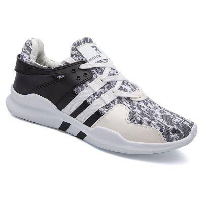Korean Style Men'S Breathable Sports Running Shoes
