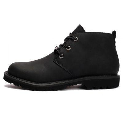 "Autumn and Winter MenS Large Size Genuine Leather Tooling BootsMens Boots<br>Autumn and Winter MenS Large Size Genuine Leather Tooling Boots<br><br>Boot Height: Ankle<br>Boot Type: Work &amp; Safety<br>Closure Type: Lace-Up<br>Embellishment: None<br>Gender: For Men<br>Heel Hight: Low(0.75""-1.5"")<br>Heel Type: Low Heel<br>Outsole Material: Rubber<br>Package Contents: 1 x pair of shoes<br>Pattern Type: Solid<br>Season: Winter, Spring/Fall<br>Toe Shape: Round Toe<br>Upper Material: Genuine Leather<br>Weight: 1.8000kg"