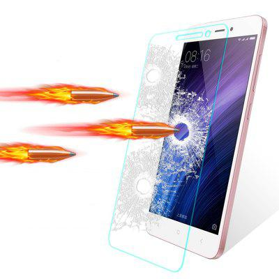 Hat Prince 0.26mm Tempered Glass for Xiaomi Redmi Note 4XScreen Protectors<br>Hat Prince 0.26mm Tempered Glass for Xiaomi Redmi Note 4X<br><br>Features: Ultra thin, Anti scratch, Anti-oil, Protect Screen<br>Mainly Compatible with: Xiaomi<br>Material: Tempered Glass<br>Package Contents: 1 x Protective Scree,2 x Wipes,1 x Retail packaging Box<br>Package size (L x W x H): 12.00 x 3.00 x 0.50 cm / 4.72 x 1.18 x 0.2 inches<br>Package weight: 0.0100 kg<br>Surface Hardness: 9H<br>Thickness: 0.26mm<br>Type: Screen Protector