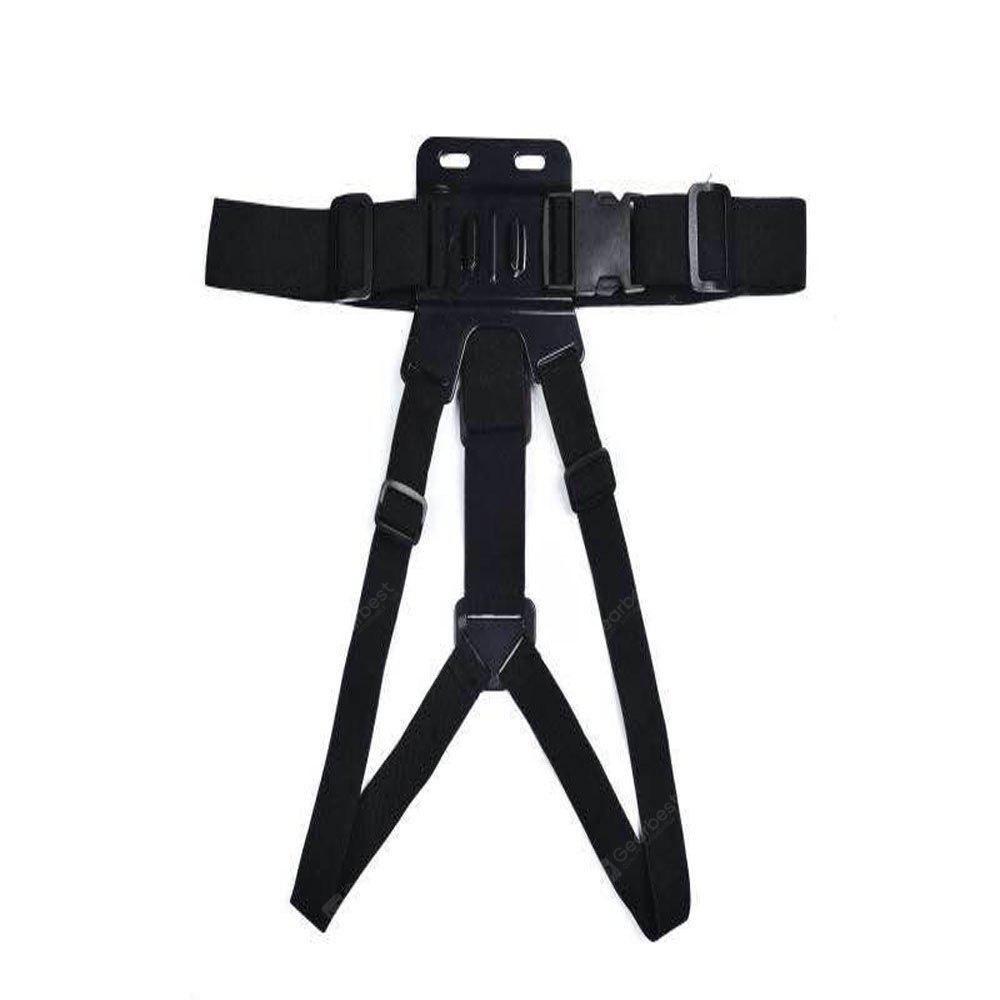 TZ Chest Belt Strap Harness Mount, Camera Quick Clip for Gopro Hero 4 / 3 / 2