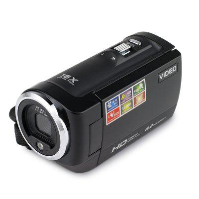 SX05 HD Camcorder 16M Pixels 16X Digital Zoom 720P Travel Camera Mini DV DIS Gift Red