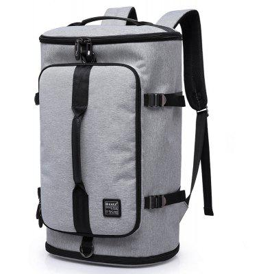 Mens Large-Capacity Travel Double Shoulder Backpack Multi-Functional Computer BagBackpacks<br>Mens Large-Capacity Travel Double Shoulder Backpack Multi-Functional Computer Bag<br><br>Backpack Capacity: &gt;40L<br>Bag Capacity: 36-55L<br>Capacity: Above 40L<br>Color: Black,Gray,Cadetblue<br>For: Traveling, Adventure, Hiking, Camping, Cycling, Fishing, Climbing<br>Material: 600D Oxford Fabric<br>Oxford Material: 600D Oxford<br>Package Contents: 1 x Bag<br>Package size (L x W x H): 34.00 x 27.00 x 63.00 cm / 13.39 x 10.63 x 24.8 inches<br>Package weight: 0.9000 kg<br>Product size (L x W x H): 32.00 x 23.00 x 50.00 cm / 12.6 x 9.06 x 19.69 inches<br>Type: Backpack