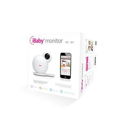iBaby M6T HD Wi-Fi Digital Baby Video Camera Monitor with Temperature and Humidity Sensors (ibaby) Miami Gardens Classifieds new