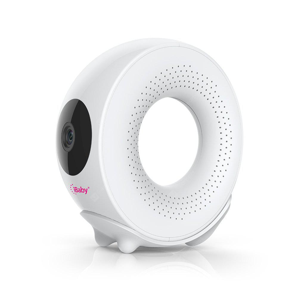 iBaby M2S Plus 1080P Video Baby Monitor,Temperature/Humidity Alert,Baby Camera with 2 Way Audio, Night Vision,IP Camera