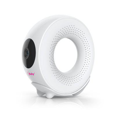 iBaby M2S Plus 1080P Video Baby Monitor,Temperature/HumidityBaby Camera with 2 Way Audio, Night Vision