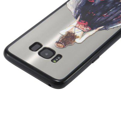 Case for Samsung Galaxy S8 Light Oil Embossed Back Dress Girl PatternSamsung S Series<br>Case for Samsung Galaxy S8 Light Oil Embossed Back Dress Girl Pattern<br><br>Features: Back Cover<br>Material: TPU, PC<br>Package Contents: 1 x Phone Case<br>Package size (L x W x H): 15.00 x 7.00 x 1.00 cm / 5.91 x 2.76 x 0.39 inches<br>Package weight: 0.0220 kg<br>Product size (L x W x H): 14.00 x 6.70 x 0.50 cm / 5.51 x 2.64 x 0.2 inches<br>Product weight: 0.0200 kg<br>Style: Beautiful Girl