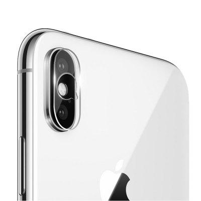 Phone Lens Protective Glass Film for iPhone X Scratch-Resistant Waterproof Hd With Accessories