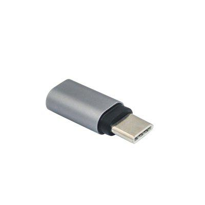 Stil nou pentru Iphone 8 pini la USB 3.1 Tip-C Male Adapter Converter