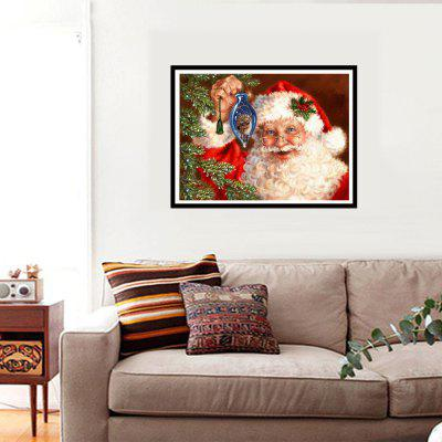 NAIYUE J703 Santa Claus Print Draw 5D Diamond Painting Diamond EmbroideryPrints<br>NAIYUE J703 Santa Claus Print Draw 5D Diamond Painting Diamond Embroidery<br><br>Craft: Print<br>Form: One Panel<br>Material: Resin<br>Package Contents: 1 x Diamond  Painting<br>Package size (L x W x H): 30.00 x 7.00 x 1.00 cm / 11.81 x 2.76 x 0.39 inches<br>Package weight: 0.0800 kg<br>Painting: Without Inner Frame<br>Product weight: 0.0800 kg<br>Shape: Vertical<br>Style: Europe and the United States, Art Deco<br>Subjects: Holiday<br>Suitable Space: Garden,Living Room,Bathroom,Bedroom,Dining Room,Office,Hotel,Cafes,Kids Room,Study Room / Office,Boys Room,Girls Room,Game Room
