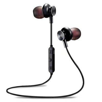 Anti-Perspiration Magnetic Sorption Wireless Bluetooth Headset
