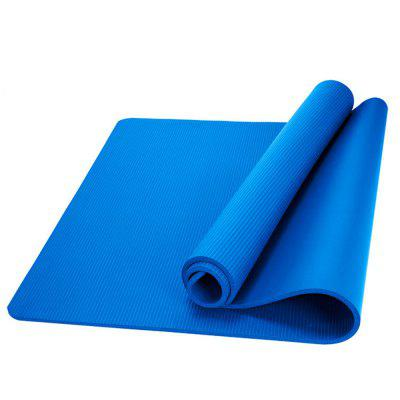 Health and Fitness Thick 1 Cm Long Comfort Foam Yoga Mat