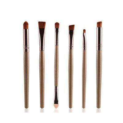 Buy Cosmetic Eye Shadow Makeup Brush MOCHA for $10.84 in GearBest store