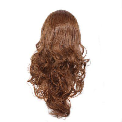Women Pretty Fashion Popular Hot Linen Half-length Sets of Long Wavy Curly WigSynthetic Wigs<br>Women Pretty Fashion Popular Hot Linen Half-length Sets of Long Wavy Curly Wig<br><br>Advantage: Very Soft and Fashionable<br>Bang Type: None<br>Can Be Permed: Yes<br>Cap Construction: Capless<br>Cap Size: Adjustable<br>Gender: Female<br>Length: Long<br>Length Size(CM): 65cm-70cm<br>Material: Low Temperature Fiber<br>Package Contents: 1 x Wig<br>Package size (L x W x H): 1.00 x 1.00 x 1.00 cm / 0.39 x 0.39 x 0.39 inches<br>Package weight: 0.0500 kg<br>Style: Wavy<br>Type: Half Wigs