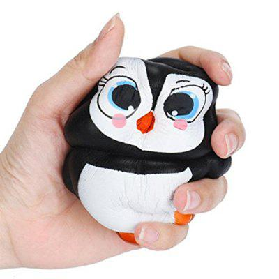 Jumbo Squishy Penguin Kawaii Cute Animal Lento Levantamiento Sweet Scented Vent Charms Kid Toy Doll Gift Diversión