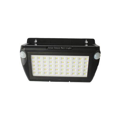 WINVE-18003 50 LED Solar Induction Outdoor Lights Used In Exterior Walls Courtyards Lanes Lanes and Other Places