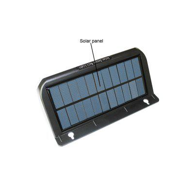 WINVE-18003 50 LED Solar Induction Outdoor Lights Used In Exterior Walls Courtyards Lanes Lanes and Other PlacesOutdoor Lights<br>WINVE-18003 50 LED Solar Induction Outdoor Lights Used In Exterior Walls Courtyards Lanes Lanes and Other Places<br><br>Certifications: CE,RoHs,FCC,MSDS,UN38.3<br>Color Temperature or Wavelength: 6000K<br>Features: Human Body Sensor<br>LED Color: White<br>LED Quantity: 50<br>Lifetime ( h ): More Than  15000<br>Light Source Color: White<br>Package Contents: 1 x Solar Outdoor Lamp,  2 x Screw,  2 x Screw Hinges,  1 x User Manual English<br>Package size (L x W x H): 19.00 x 7.50 x 12.90 cm / 7.48 x 2.95 x 5.08 inches<br>Package weight: 0.4100 kg<br>Power Supply: Solar Powered<br>Primary Application: Outdoor Lighting,Hallway or Stairwell,Garage or Carport<br>Product size (L x W x H): 18.80 x 7.20 x 12.70 cm / 7.4 x 2.83 x 5 inches<br>Product weight: 0.3900 kg<br>Shade Color: Black<br>Switch Type: Sensor<br>Type: LED Solar Lights<br>Voltage: 3.7V<br>Wattage: 1.5W