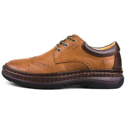 Four Seasons First Layer of Rubber Business Casual Men ShoesCasual Shoes<br>Four Seasons First Layer of Rubber Business Casual Men Shoes<br><br>Available Size: 38 39 40 41 42 43 44<br>Closure Type: Lace-Up<br>Embellishment: Fur<br>Gender: For Men<br>Occasion: Casual<br>Outsole Material: Rubber<br>Package Contents: 1xshoes(pair)<br>Pattern Type: Solid<br>Season: Summer, Winter, Spring/Fall<br>Toe Shape: Round Toe<br>Toe Style: Closed Toe<br>Upper Material: Full Grain Leather<br>Weight: 1.6896kg