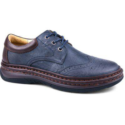 Four Seasons First Layer di Rubber Business Casual Scarpe da uomo