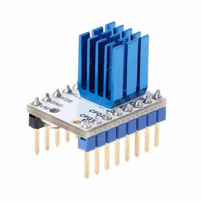 10PCS 3D Printer Parts MKS TMC2100 V1.3 Stepstick Stepper Motor Driver Module with Heat Sink Ultra-Silent Excellent
