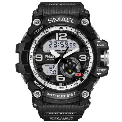 SMAEL 1617 Fashion Multi-funzione impermeabile LED Electronic Watch Sport Outdoor