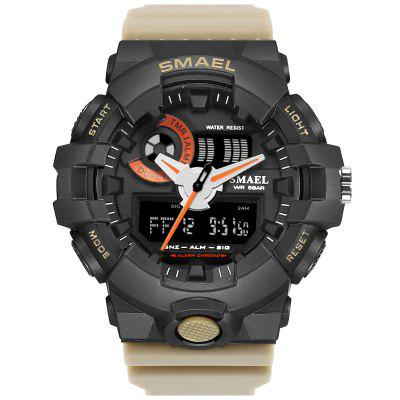 SMAEL 1642 Fashion Multi-function Waterproof  Electronic LED Watch Outdoor Sport